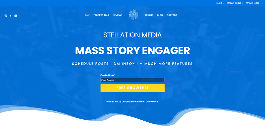 Stellation Media - Instagram